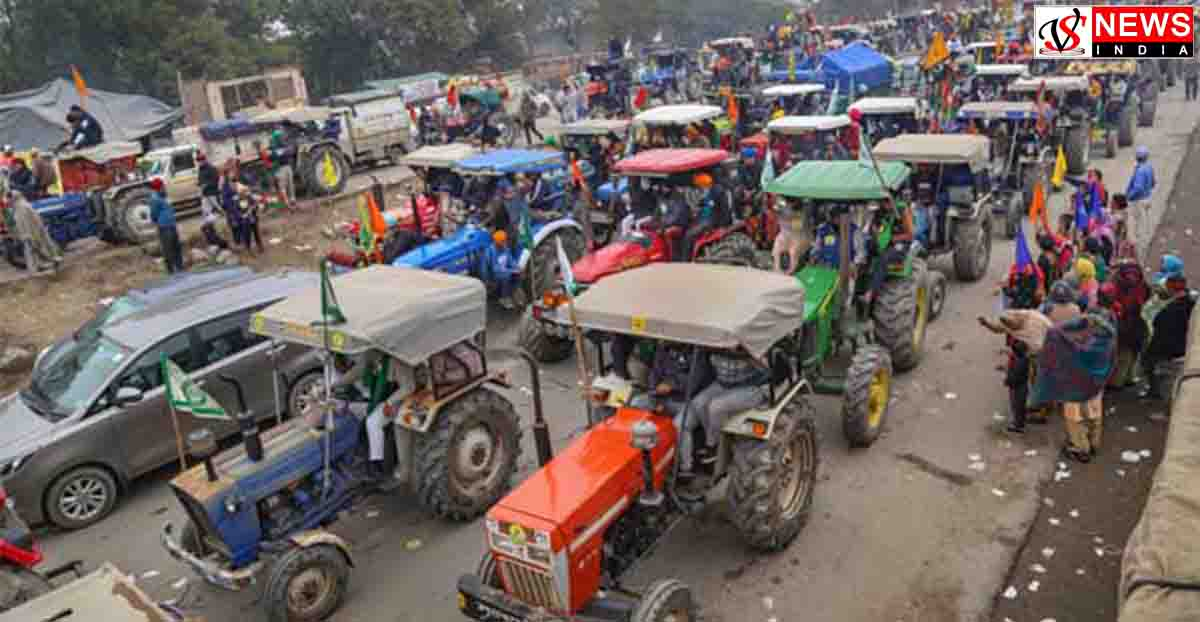 Synbolic Picture Kisaan Tractor